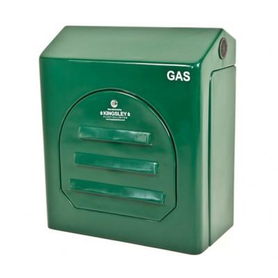 Kingsley GC2 Green Industrial Gas Meter Housing - GC2 Multi Pressure