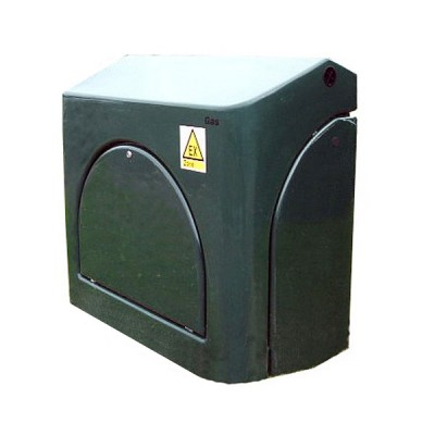 Mitras GC5 Green Industrial Gas Meter Housing IS5500