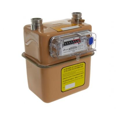 U6 / G4 Gas Meter - Standard Sensus METBGCMTR