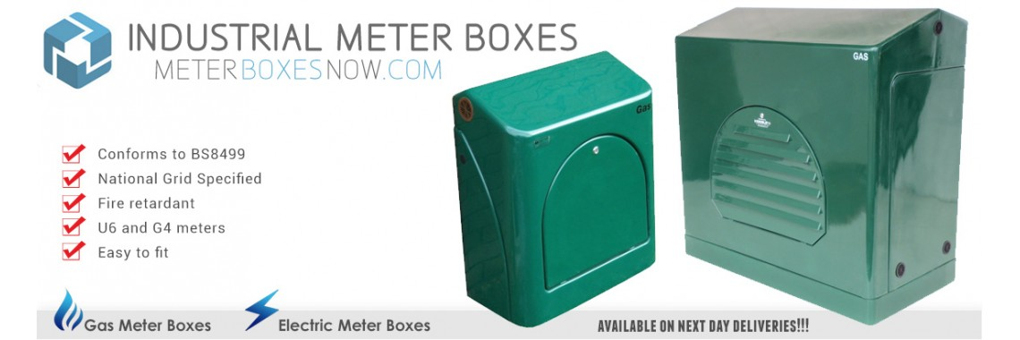 Industrial and Commercial Meter Boxes