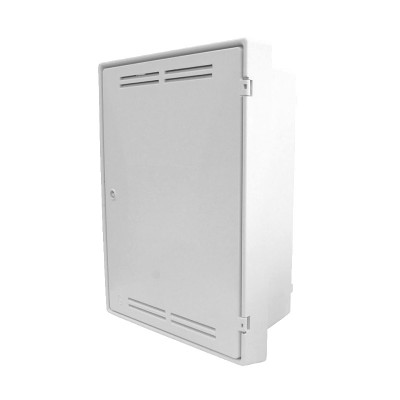 Gas Meter Box Recessed (595x409x210mm)